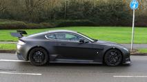 Aston Martin Vantage GT8 spy photo