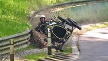 1924 Bugatti T13 crash 07.06.2013