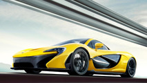 McLaren P1 could get full carbon fiber option - report