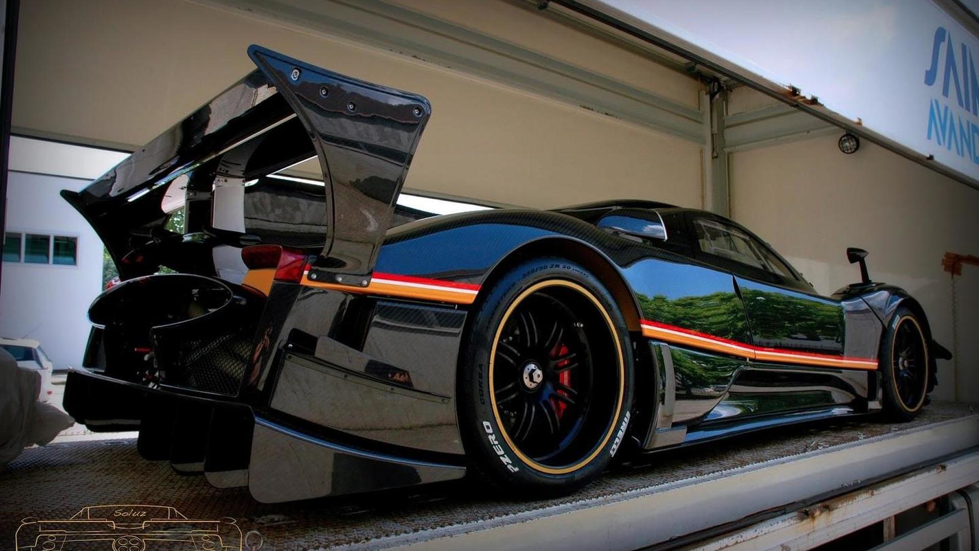 Pagani delivers first 1.76M EUR Zonda R Evolution