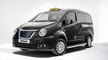Nissan e-NV200 London Taxi