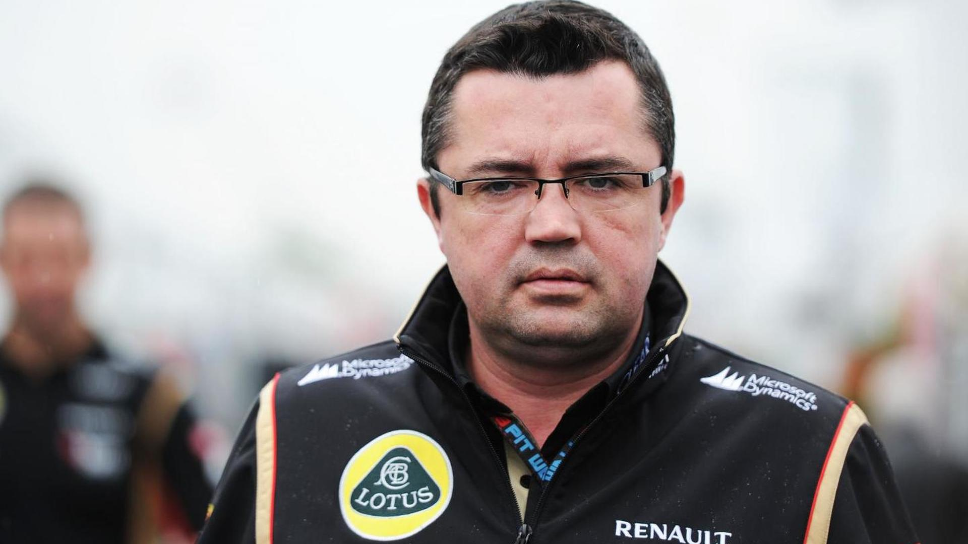 McLaren rumours fire as Boullier leaves Lotus