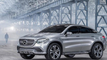 Mercedes-Benz Concept Coupe official images emerge