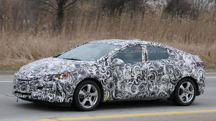 2016 Chevrolet Volt to feature an all-new 1.5-liter engine