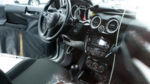2013 Opel Allegra / Junior interior revealed in latest spy photos