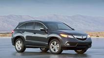 2013 Acura RDX Crossover revealed