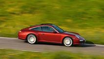 OFFICIAL: Porsche Introduces New 911 Targa