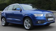 Audi Q3 RS prototype gets driven [video]
