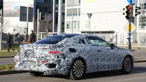 Mercedes E-Class Coupe spy photo