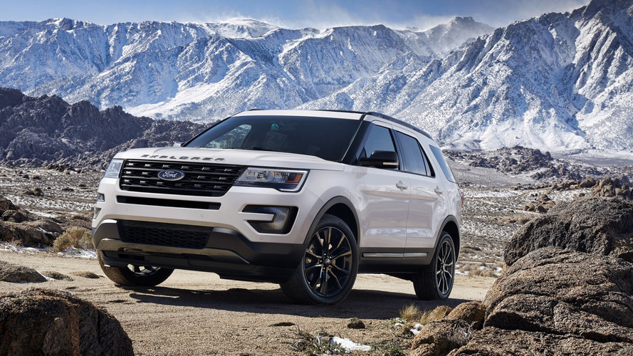 Ford Explorer XLT Sport Appearance Package unveiled [video]