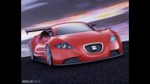 Seat Cupra GT Concept