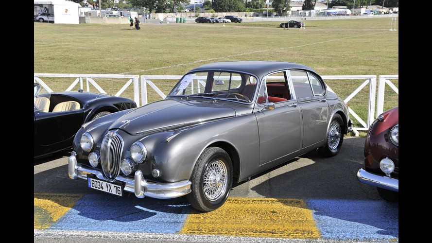 Jaguar Mark II Coombs