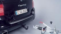 Porsche Unveils 500-HP Cayenne Turbo Option & Panorama Roof