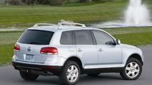 2004 VW Touareg V10 TDI and Passat TDI Introduced to US Market