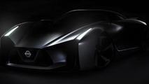 Nissan Vision Gran Turismo concept revealed