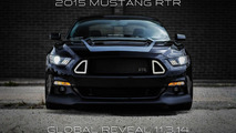 2015 Ford Mustang RTR teased one last time, debuts tomorrow