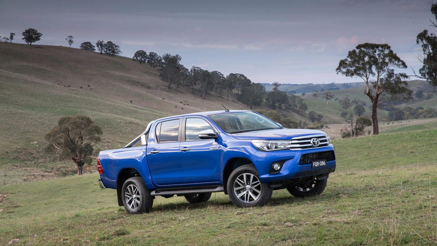 PSA pickup to be based on Toyota Hilux