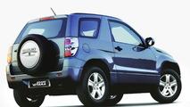 Suzuki Grand Vitara Range gets New 3 Door Diesel Model (UK)
