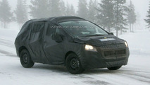 Peugeot 3008 Latest Spy Photos