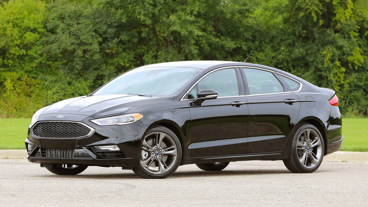 First Drive: 2020 Ford Fusion V6 Sport | Motor1.com