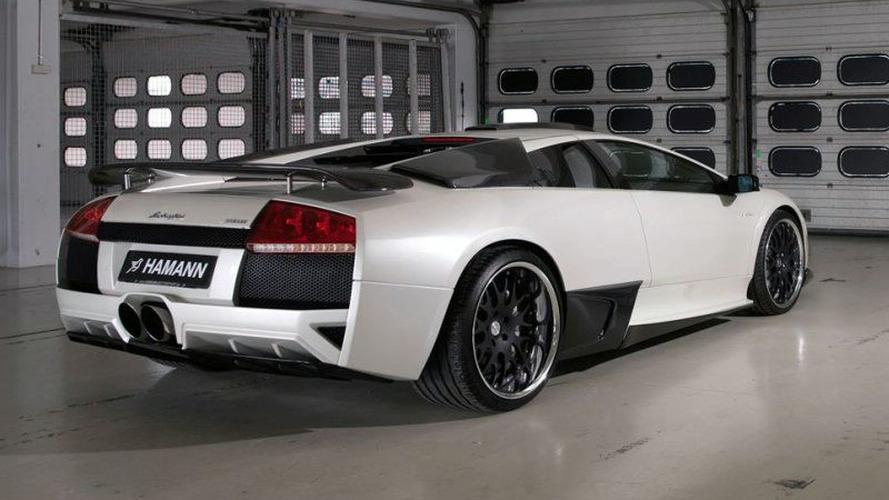 HAMANN Lamborghini Murcielago LP640 Test Drive