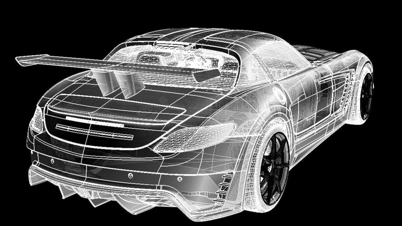 Mansory Cormeum Mercedes-Benz SLS AMG 28.02.2011