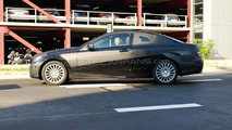 2012 Mercedes C-Class Coupe first spy photos 14.07.2010