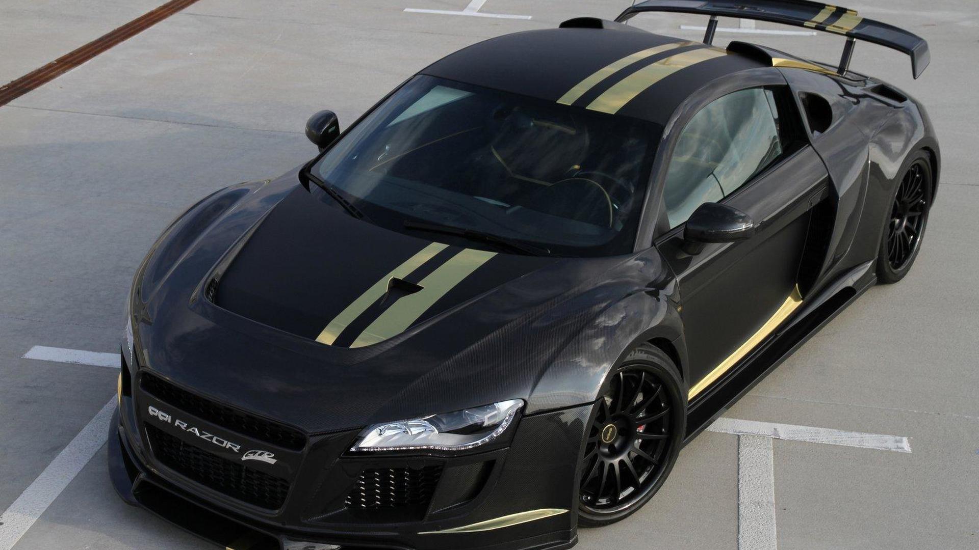 PPI RAZOR GTR-10 Limited Edition announced