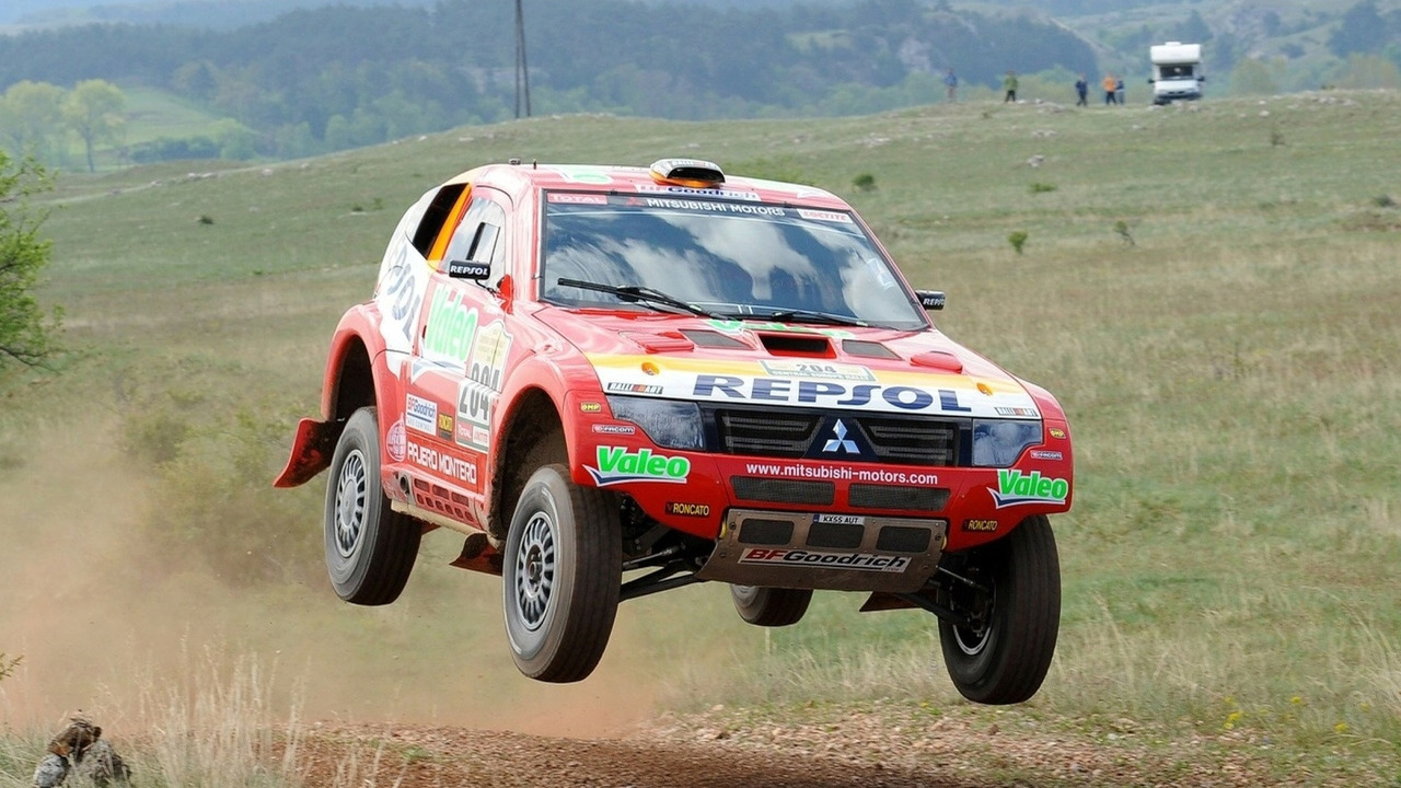 Mitsubishi Racing Lancer D-iD