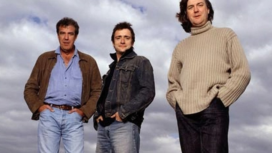 Clarkson, May and Hammond new show could be named Gear Knobs