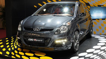 Hyundai i20 Sport Edition live in Paris 01.10.2010