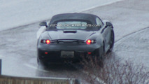 2011 Porsche Boxster spy photo