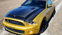 Ford Mustang Shelby GT640 Golden Snake by GeigerCars - 1.4.2011