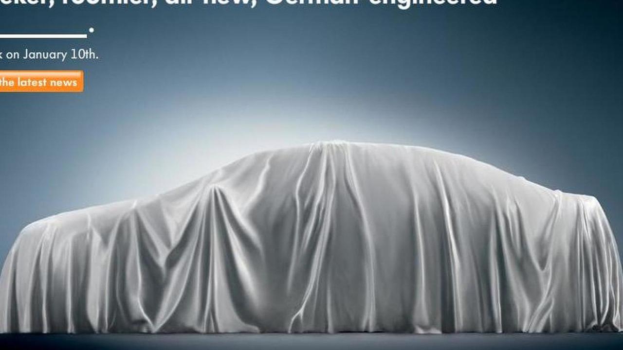 2012 Volkswagen NMS teaser - 1.6.2011