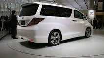 Toyota FT-MV Concept live in Tokyo