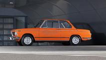 1972 BMW 1602e concept
