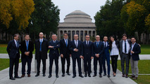 Lamborghini and MIT research partnership
