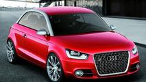 Audi S1 - details emerge