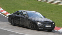 2013 Mercedes-Benz S-Class durability testing on the Nürburgring