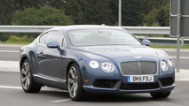 2012 Bentley Continental GT Speed spied 18.08.2011