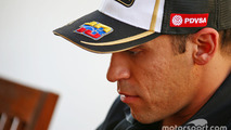 Maldonado confirms he won't be on the grid in 2016
