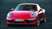 2012 Porsche 911 Carrera Coupé 23.8.2011