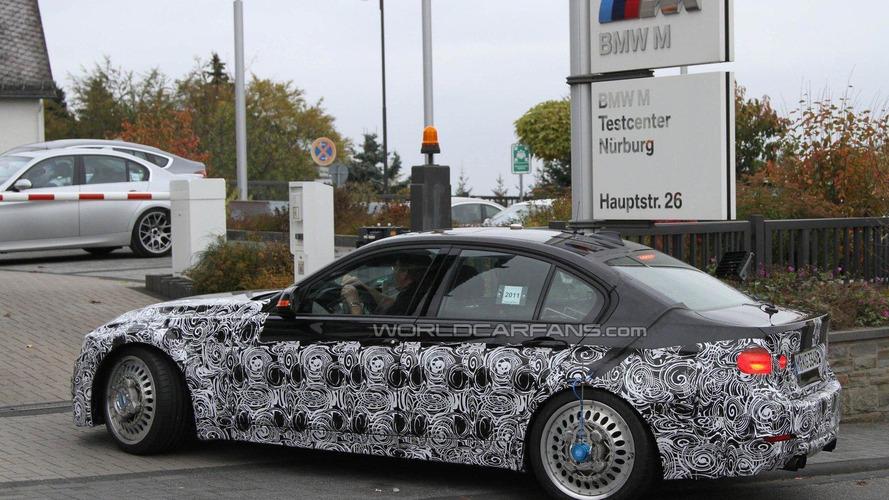 BMW M3 concept coming to Geneva - report