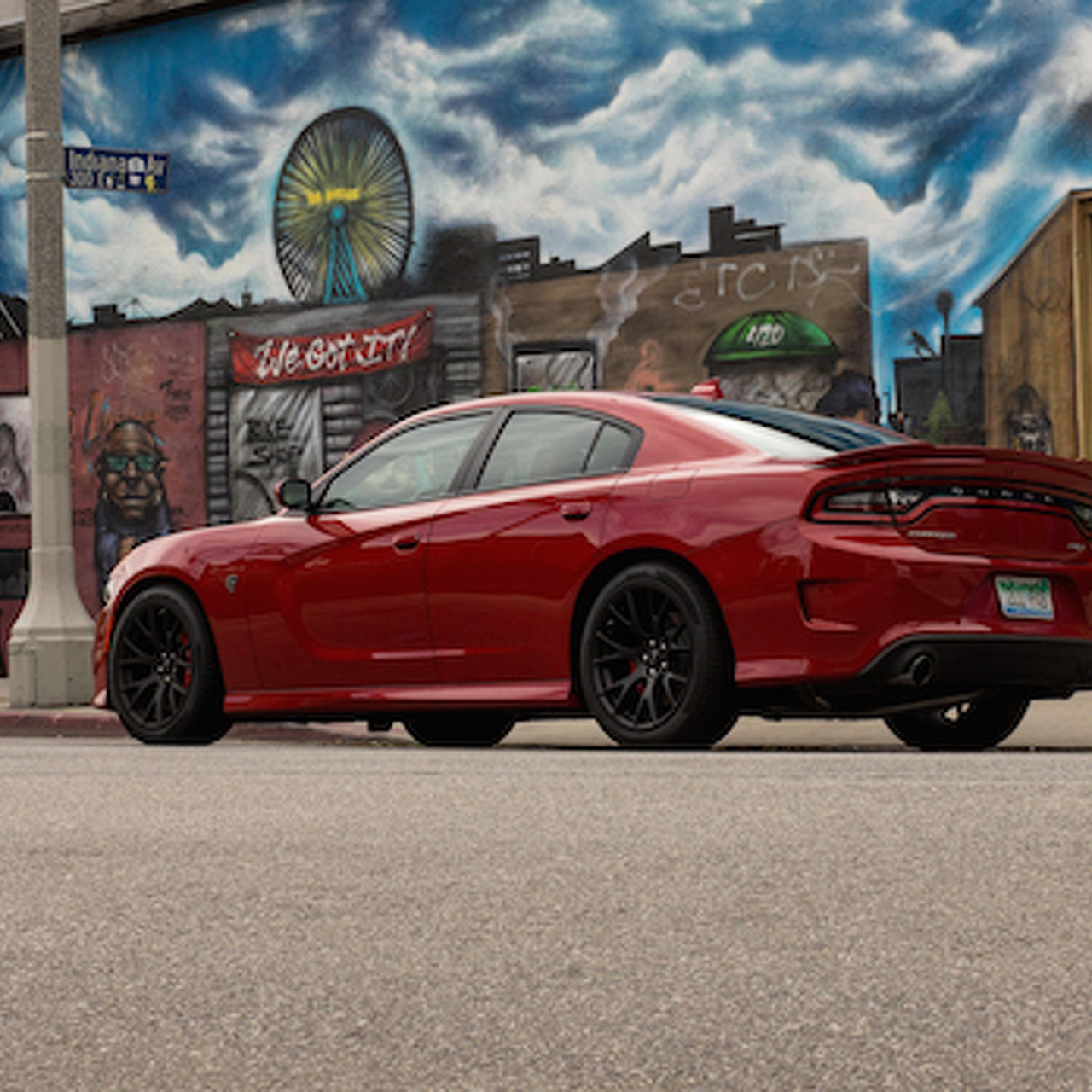 The 2016 Dodge Charger Hellcat is a Good Car, An Honest Car: Review