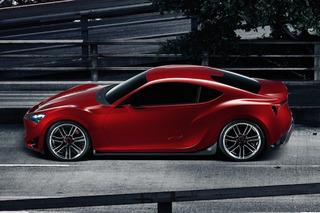 Scion FR-S Hybrid Isn't Happening, Says Toyota