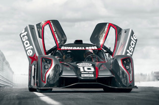 Jon Olsson Introduces Rebellion R2k for Gumball 3000 [w/ video]