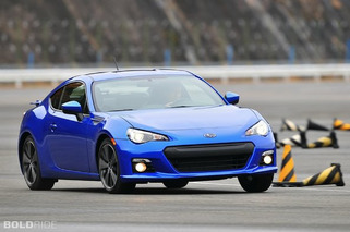 Subaru BRZ Lands Featured Role in