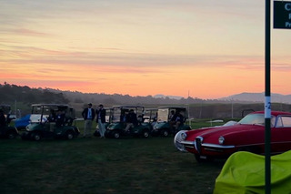 Take an Inside Look At Pebble Beach's Dawn Patrol