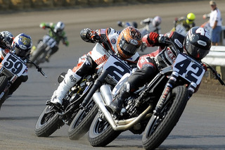 AMA Pro Flat Track Is the Last Bastion of Old School American Racing