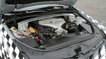 2009 Cadillac CTS Engine Bay